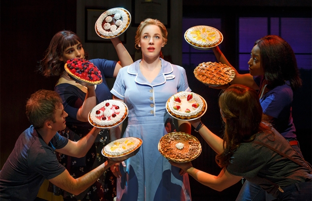WaitressMUSICALORIGINAL BROOKS ATKINSON THEATRE 256 W. 47TH ST.