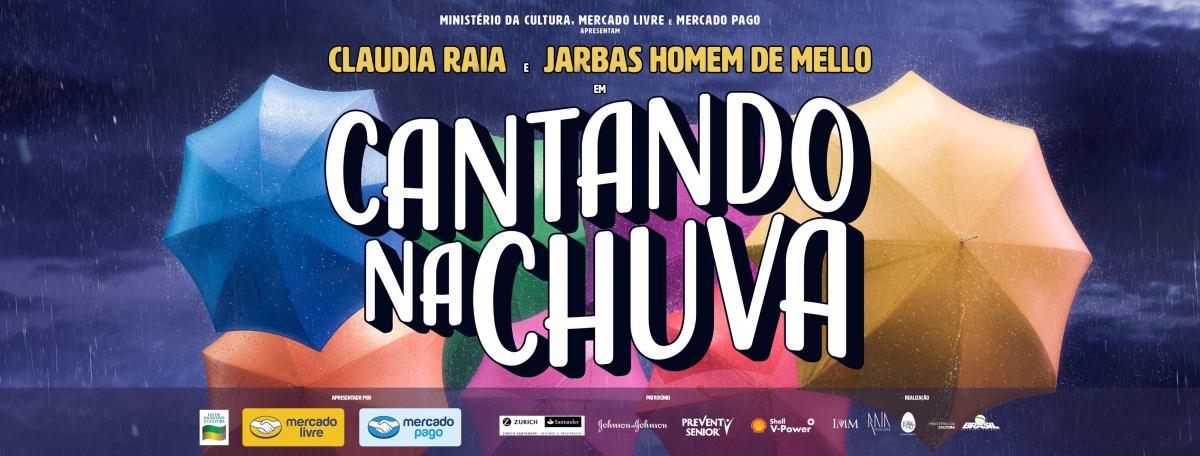 """""""Cantando na Chuva"""" revela seu elenco e abre as vendas"""