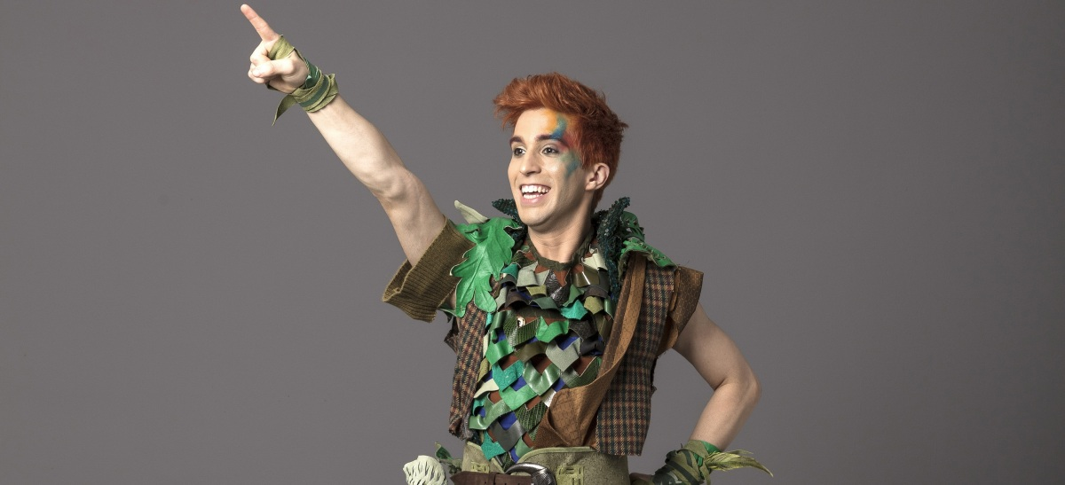 """Peter Pan - O Musical da Broadway"" revela figurinos e novidades no elenco"