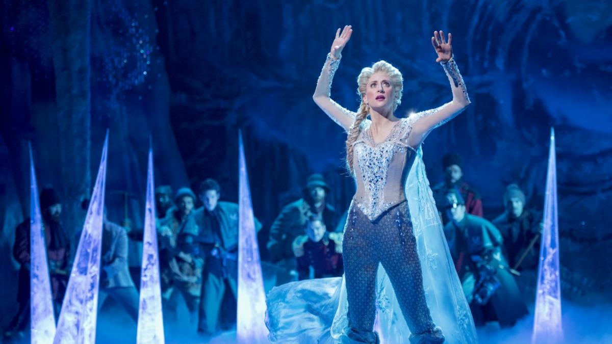 """Trilha sonora do musical """"Frozen"""" será lançada no Brasil"""