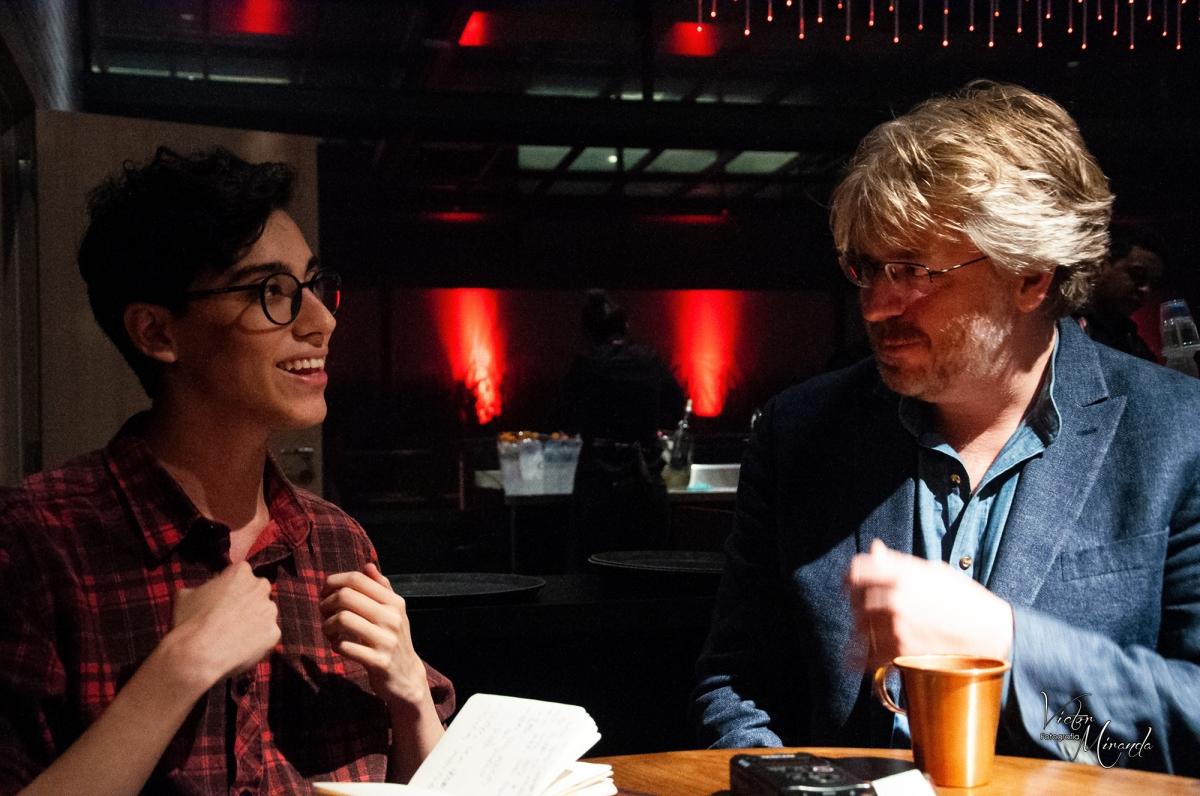 """Entrevista com Dave Malloy - O autor de """"O Grande Cometa"""""""