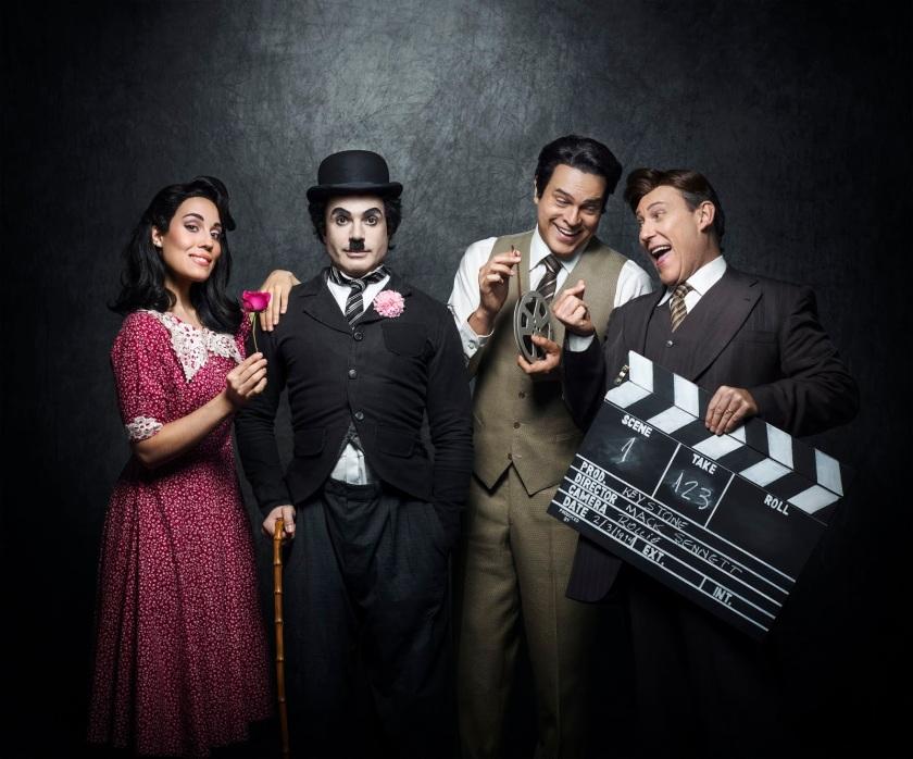 Chaplin, o Musical - 12 e 13 10 2018 - Paulínia showscampinas