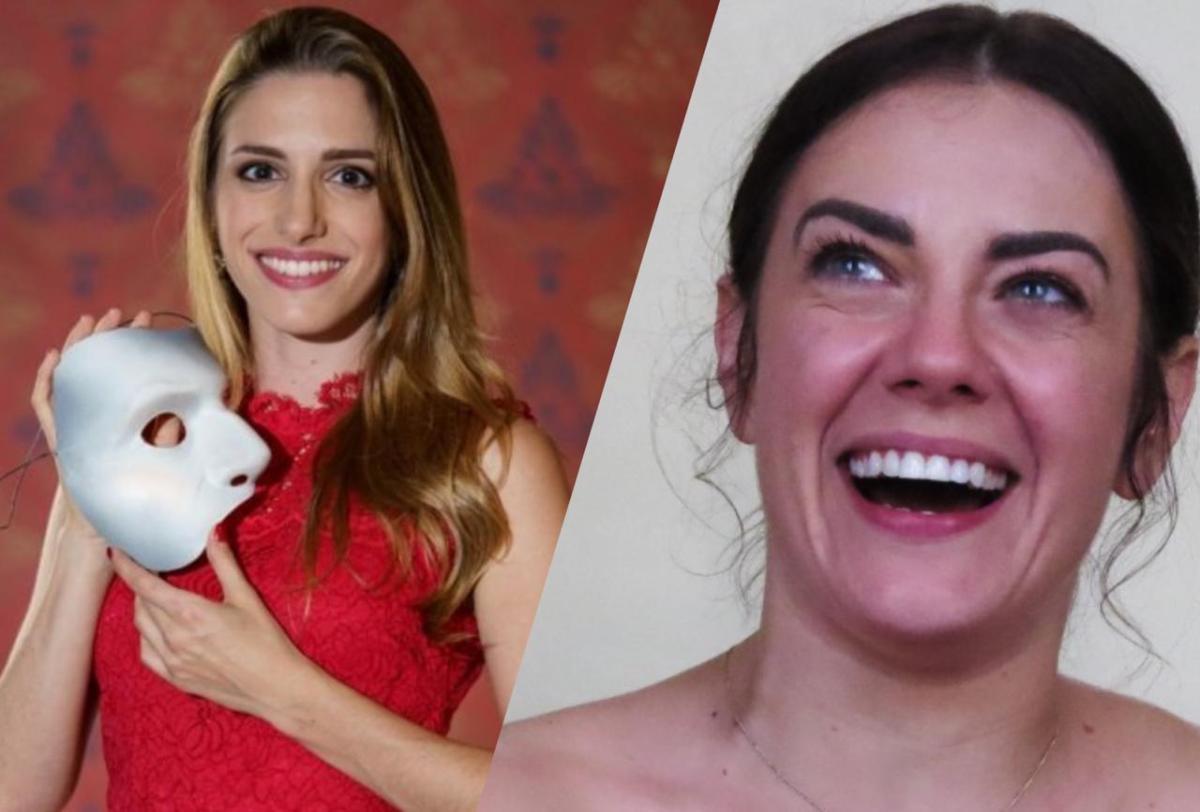 """Meghan Picerno e Clara Verdier serão as Christines da turnê internacional de """"O Fantasma da Ópera"""""""