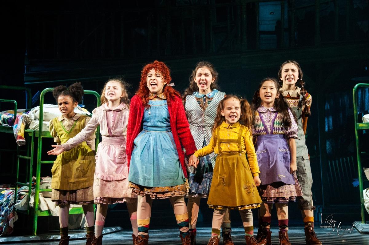 """""""Annie, o musical"""" entra na última semana da temporada com surpresas na última apresentação!"""