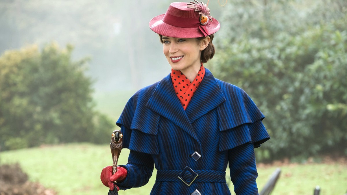 """""""O Retorno de Mary Poppins"""" e """"Nasce Uma Estrela"""" representam musicais no Oscar 2019"""
