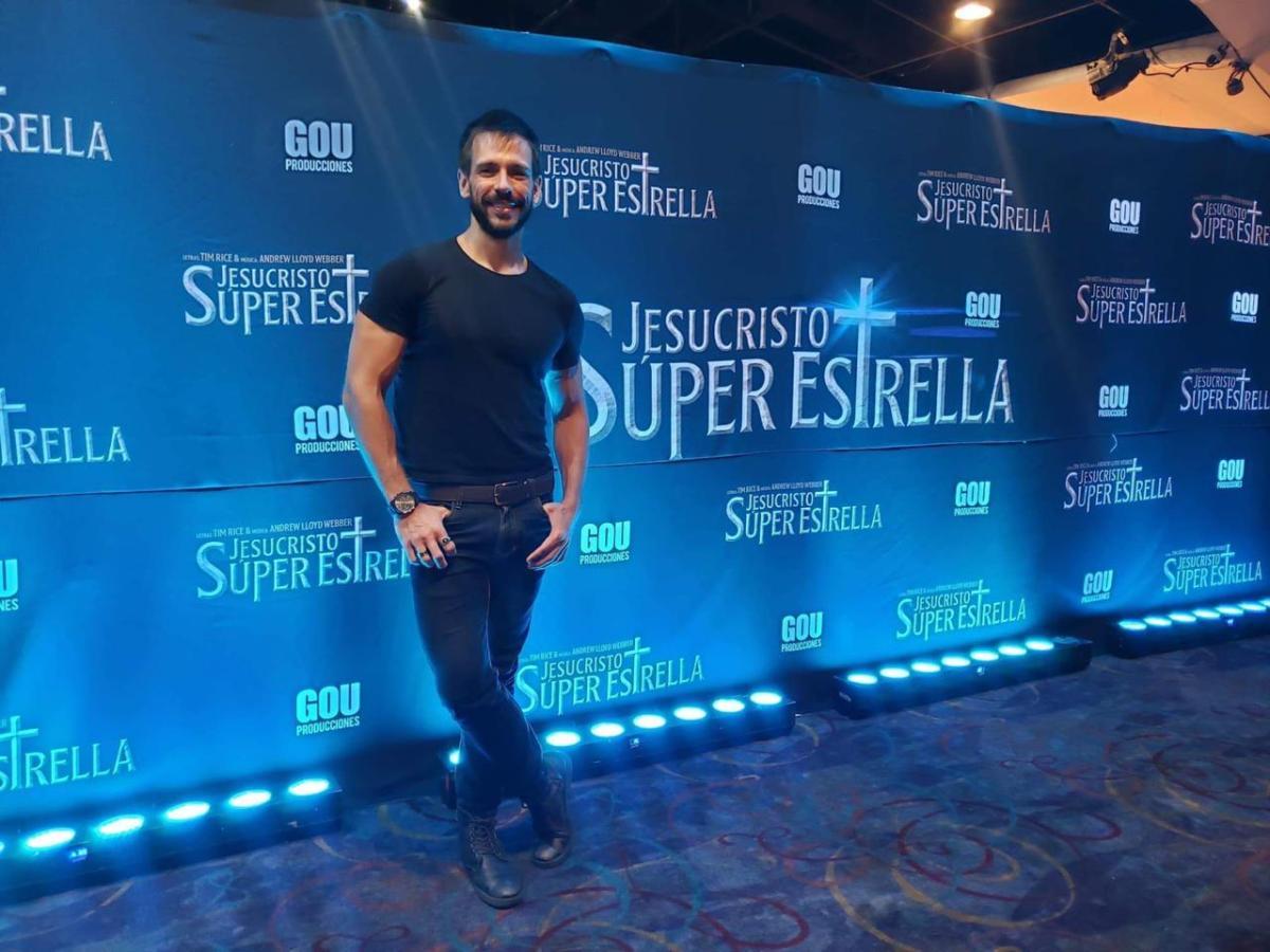 """Leo Wagner será Jesus e Judas em """"Jesus Cristo Superstar"""" - no México"""
