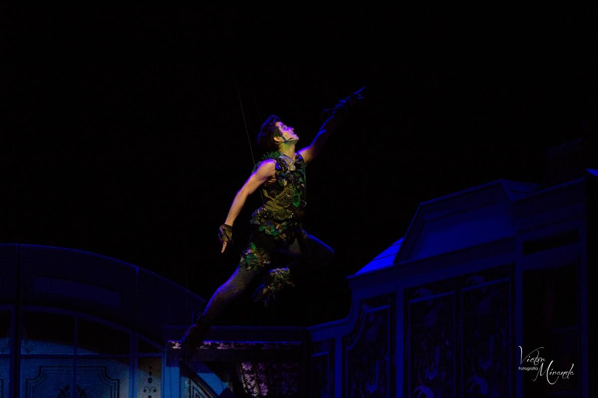 """Musical """"Peter Pan"""" revela data de estréia e elenco da temporada carioca"""