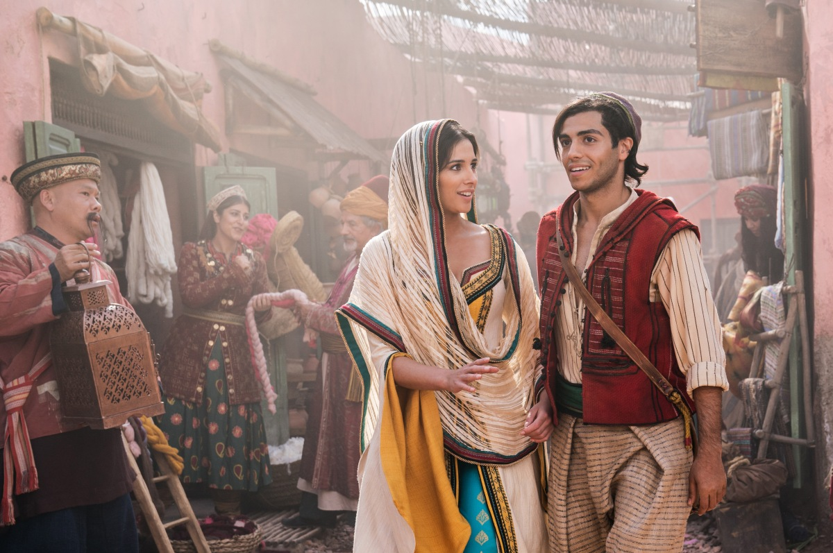 """Direto dos musicais, Lara Suleiman se destaca na dublagem de """"Aladdin"""""""