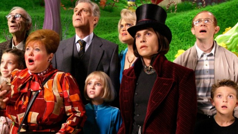 Episode 28 - Charlie and the Chocolate Factory (Tim Burton, 2005) (with  Stuart Messinger) — Fantasy/Animation